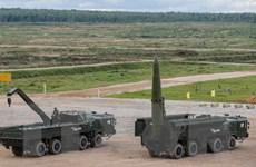 Nga xác nhận tiếp tục triển khai tên lửa Iskander-M tới Kaliningrad
