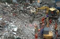 Sập nhà kinh hoàng tại Trung Quốc, ít nhất 8 người thiệt mạng