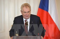 Tổng thống Séc kêu gọi Nga tôn trọng kết luận điều tra về vụ MH17