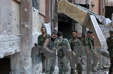 Thổ Nhĩ Kỳ kêu gọi phát động chiến dịch tiêu diệt IS trên bộ ở Syria