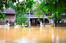Hà Tĩnh nỗ lực không để một người dân nào bị đói, rét do mưa lũ
