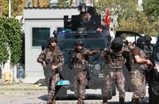 Cảnh sát Thổ Nhĩ Kỳ tiêu diệt nghi can IS đánh bom liều chết