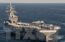 Financial Times: Tin tặc Trung Quốc âm mưu tấn công tàu sân bay Mỹ