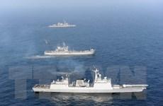 Philippines chi 337 triệu USD mua tàu khu trục của Hàn Quốc