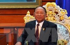 Thúc đẩy hợp tác công tác Mặt trận hai nước Việt Nam-Campuchia