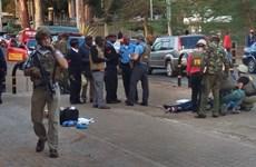 Kenya bắn chết đối tượng tấn công cảnh sát bên ngoài ĐSQ Mỹ