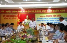 Môi trường biển ở bốn tỉnh miền Trung đã cơ bản được phục hồi