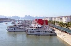 Quảng Ninh: Bắt đầu thu phí với hành khách qua cảng Tuần Châu