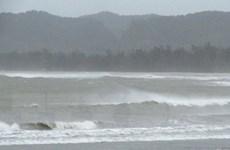 Quảng Ngãi: Nỗ lực tìm kiếm 4 ngư dân rơi xuống biển mất tích