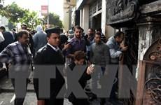 An ninh Ai Cập bắt giữ nhiều đối tượng kích động biểu tình