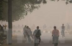 Ấn Độ: Ô nhiễm không khí trầm trọng, không thể nhìn xa quá 200m