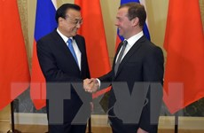 Nga và Trung Quốc tăng cường hợp tác kinh tế-thương mại