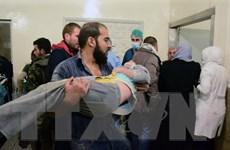 Phe đối lập Syria kêu gọi Tổng thống đắc cử Mỹ bảo vệ dân thường