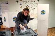 Bầu tổng thống Moldova: Ứng cử viên Đảng Xã hội chủ nghĩa chiến thắng