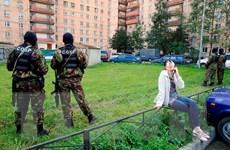 Nga bắt 10 nghi can âm mưu tấn công Moskva và St. Petersburg