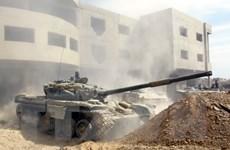 Nga cáo buộc phiến quân ở Aleppo sử dụng vũ khí hóa học