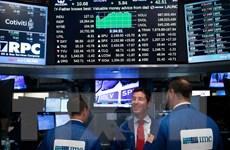 """Phố Wall """"xanh sàn,"""" Dow Jones tăng điểm phiên thứ 7 liên tiếp"""