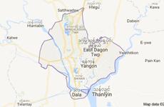Myanmar: 4 vụ nổ liên tiếp tại ở Yangon sau loạt giao tranh vùng biên