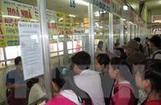[Video] Giá vé xe Tết từ TP. Hồ Chí Minh đi các tỉnh tăng 20-60%