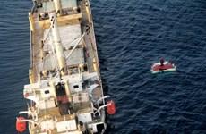 Phát hiện 3 thi thể trong vụ tàu Việt Nam va chạm thuyền Indonesia