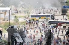 6 cảnh sát Mexico bị các tay súng vũ trang tấn công và bắt cóc