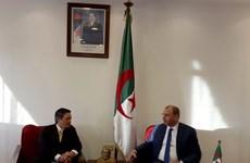 Giới thiệu tiềm năng kinh tế Việt Nam với doanh nghiệp Algeria
