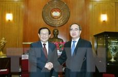 Mặt trận Tổ quốc Việt Nam tăng hợp tác với Chính hiệp Trung Quốc