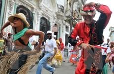 Điệu nhảy Rumba của Cuba được công nhận là di sản thế giới