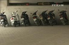 [Video] Hà Nội: Bệnh viện Bạch Mai đã có bãi gửi xe mới