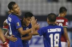 AFF SUZUKI CUP 2016: Thái Lan thận trọng trước trận bán kết lượt về