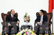 Việt-Nhật đẩy mạnh hợp tác sản xuất nông nghiệp chất lượng cao