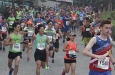 """Hơn 600 người tham gia cuộc thi """"Chạy vì động vật hoang dã"""""""