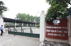 Xả nước thải trái phép, Vinatex Hưng Yên bị phạt hơn 550 triệu đồng