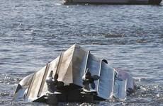 Nhật Bản: Lật tàu đánh cá do hỏng động cơ, 9 thủy thủ mất tích