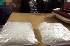 Bắt đối tượng người nước ngoài mang ma túy qua cửa khẩu Mộc Bài