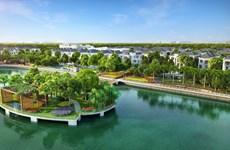 Vingroup ra mắt quần thể biệt thự đẳng cấp Vinhomes Green Bay