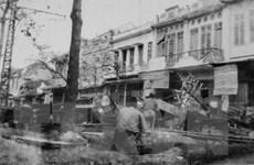 Tái hiện Bản hùng ca Hà Nội mùa Đông 1946 - những ngày khói lửa
