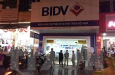 Tóm gọn đối tượng cướp hơn 700 triệu đồng từ chi nhánh BIDV Huế