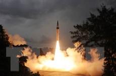 Ấn Độ chuẩn bị thử tên lửa Agni-5 có tầm bắn vươn tới Bắc Trung Quốc