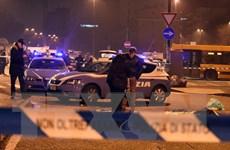 Xe tải cỡ lớn trở thành nỗi ám ảnh của cảnh sát Italy dịp Giáng sinh