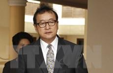 Tòa án Campuchia tuyên án 5 năm tù với Chủ tịch đảng CNRP đối lập