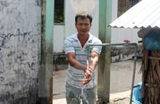 2,5 triệu người dân nông thôn Hà Nội chưa được dùng nước sạch