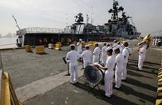 Nga muốn thực hiện tập trận chung với Philippines tại Biển Đông