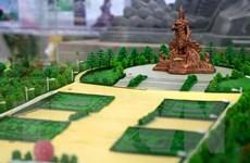 Kêu gọi kinh phí xã hội hóa để xây dựng tượng đài Hùng Vương