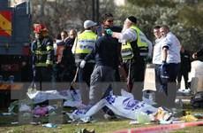 HĐBA lên án vụ đâm xe tải vào binh sỹ Israel ở Jersusalem