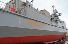 Hải quân Nga chuẩn bị tiếp nhận tàu khu trục Đô đốc Makarov