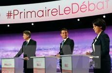 Cựu Thủ tướng Pháp Manuel Valls ghi điểm tại phiên tranh luận thứ 2