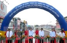 Thành phố Hồ Chí Minh: Thông xe nhánh cầu vượt Ngã 6 Gò Vấp