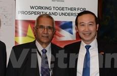 Quan hệ Việt-Anh đóng góp vào sự tăng trưởng kinh tế châu Á