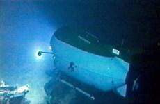 Trung Quốc tuyên bố đóng tàu lặn hoạt động ở mọi vùng đáy biển